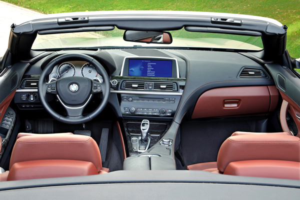 BMW Series Convertible F Wallpaper Video And - Bmw 6 series convertible white