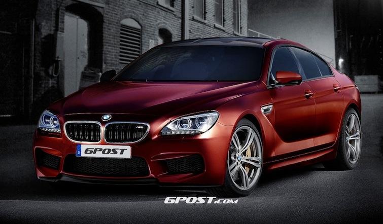 BMW M Gran Coupe Digitally Revealed - 2013 bmw 325i