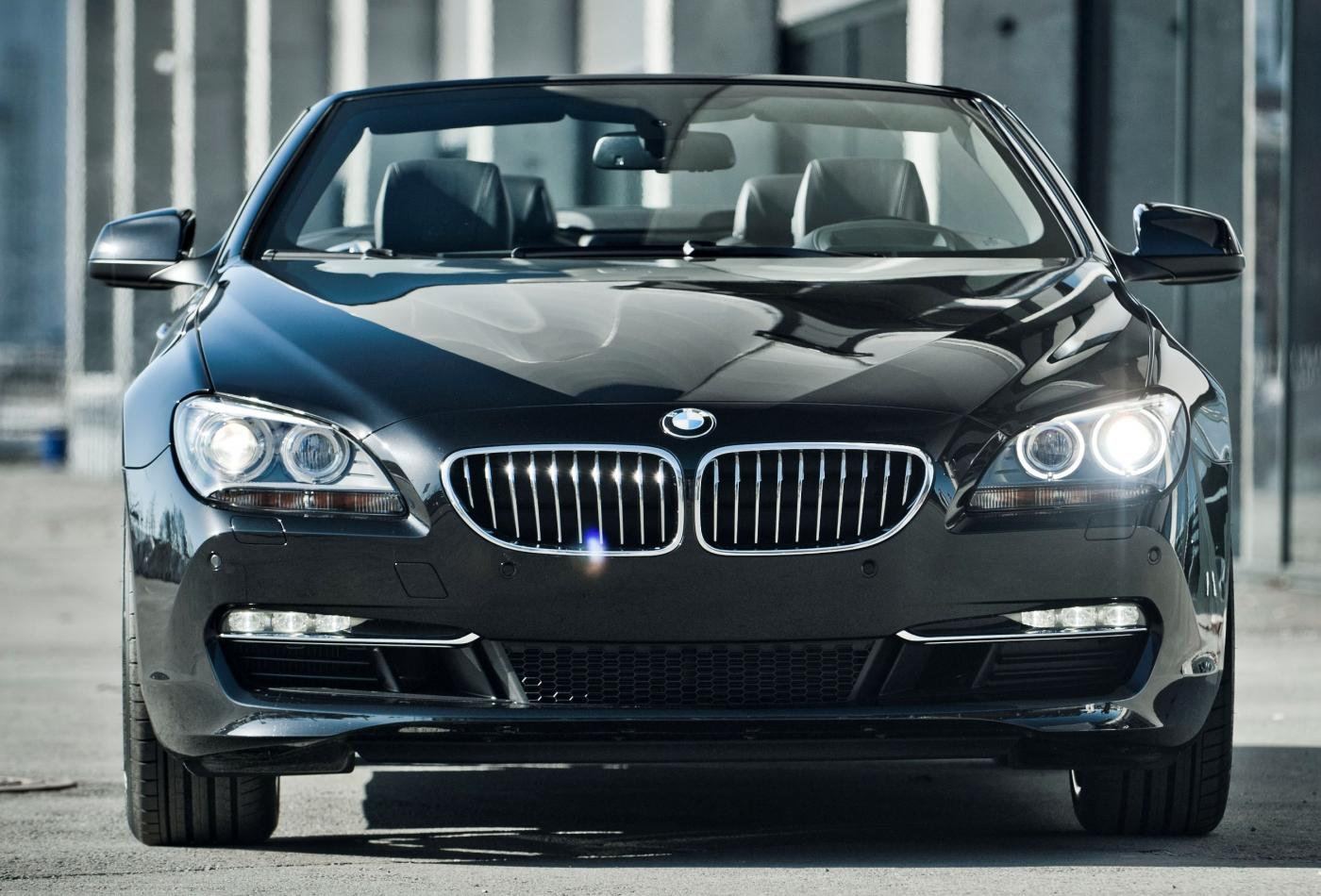 2012 bmw 6 series 650i coupe black sapphire metallic color black - Attached Images