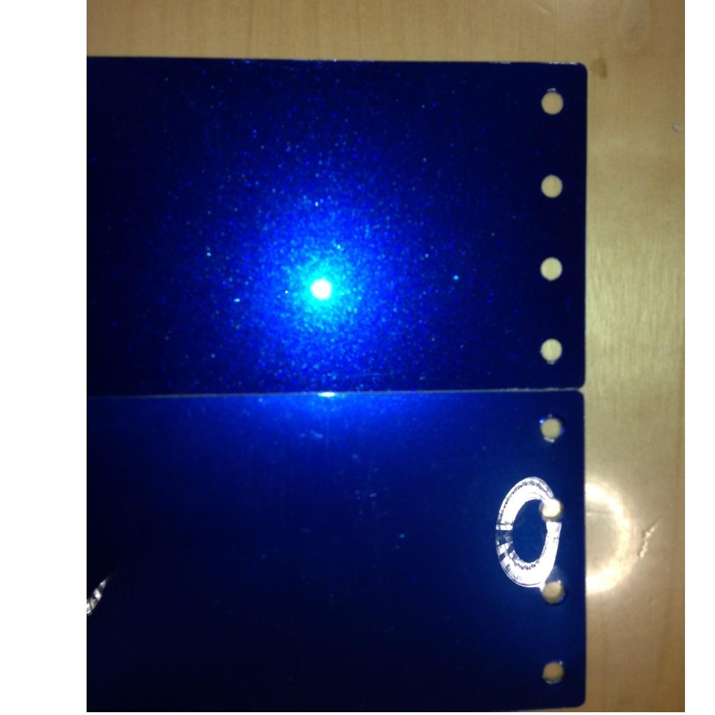 Tanzanite Blue Vs Deep Sea Blue