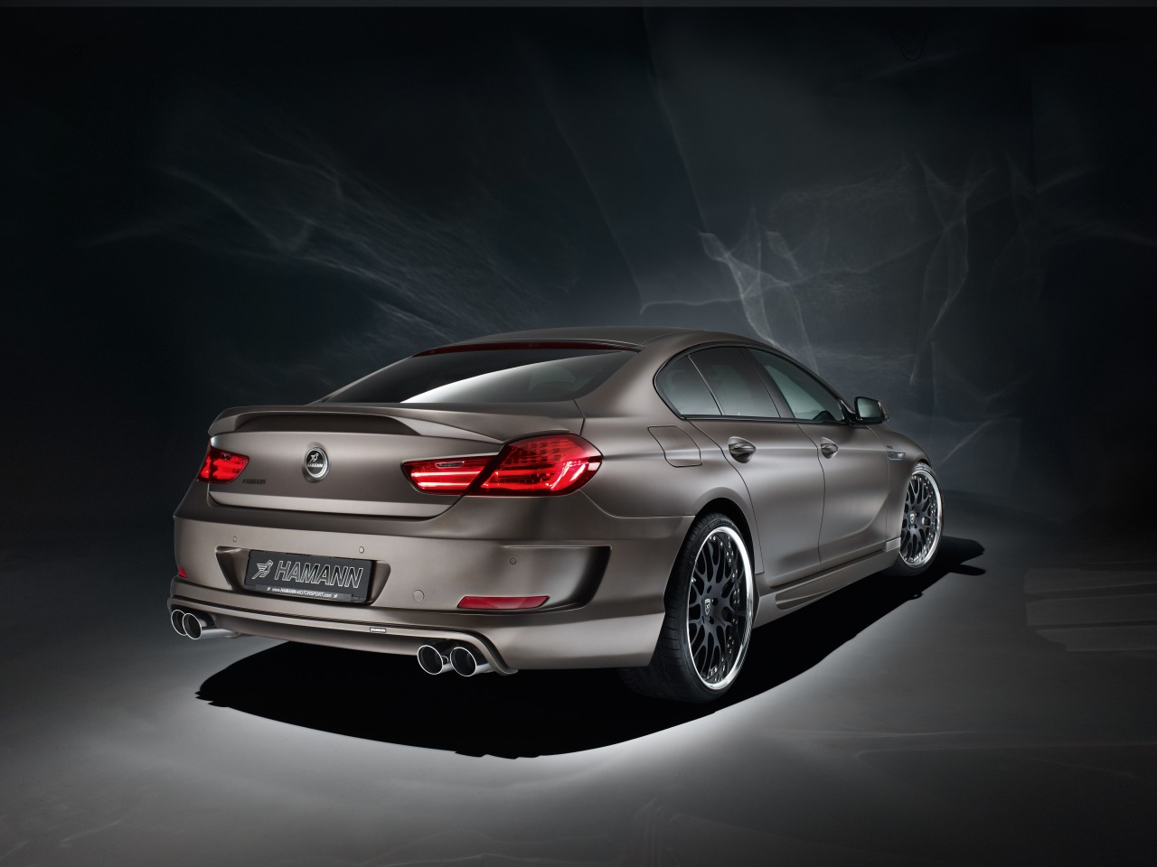 Hamann Goes Wild with BMW 6 Series Gran Coupe