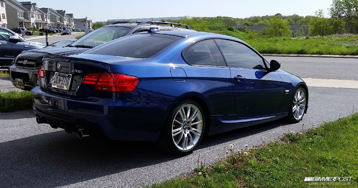 Mike5809 S 2011 Bmw 335i M Sport Xdrive Coupe Bimmerpost