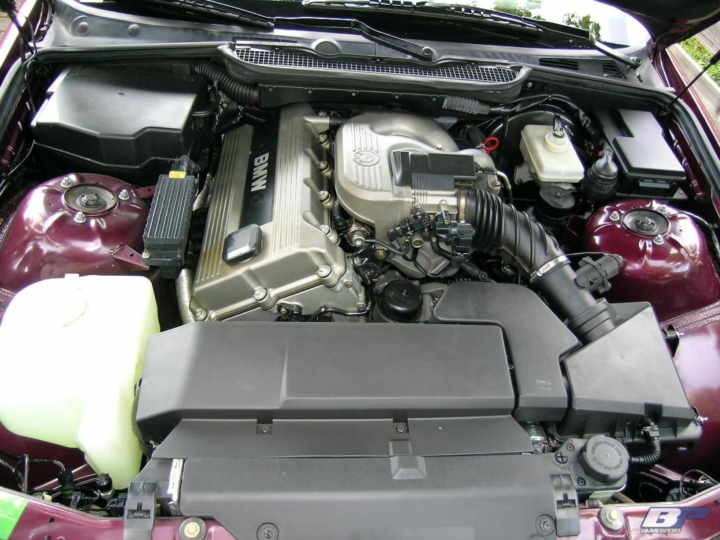 James Bond S 1996 318ti Compact E36 Bimmerpost Garage
