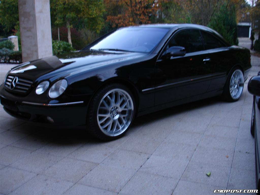 Benz Cl500 Pictures 2000 Mercedes Benz Cl500