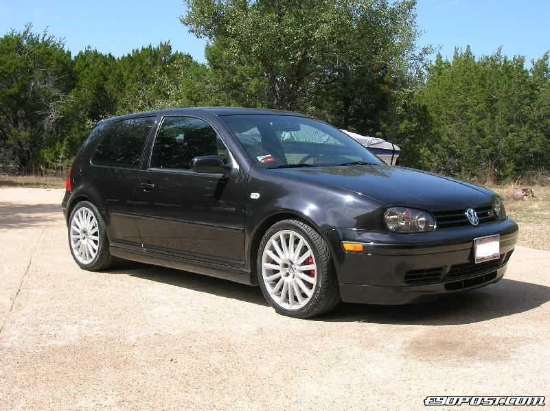 Cary67 S 2003 Volkswagen Gti 20th Anniversary Edition