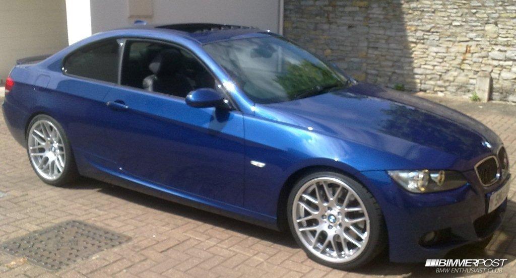 Smj1949 S 2007 E92 335d M Sport Coupe Bimmerpost Garage