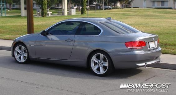 excalibur335is 2007 BMW 335i Coupe  BIMMERPOST Garage