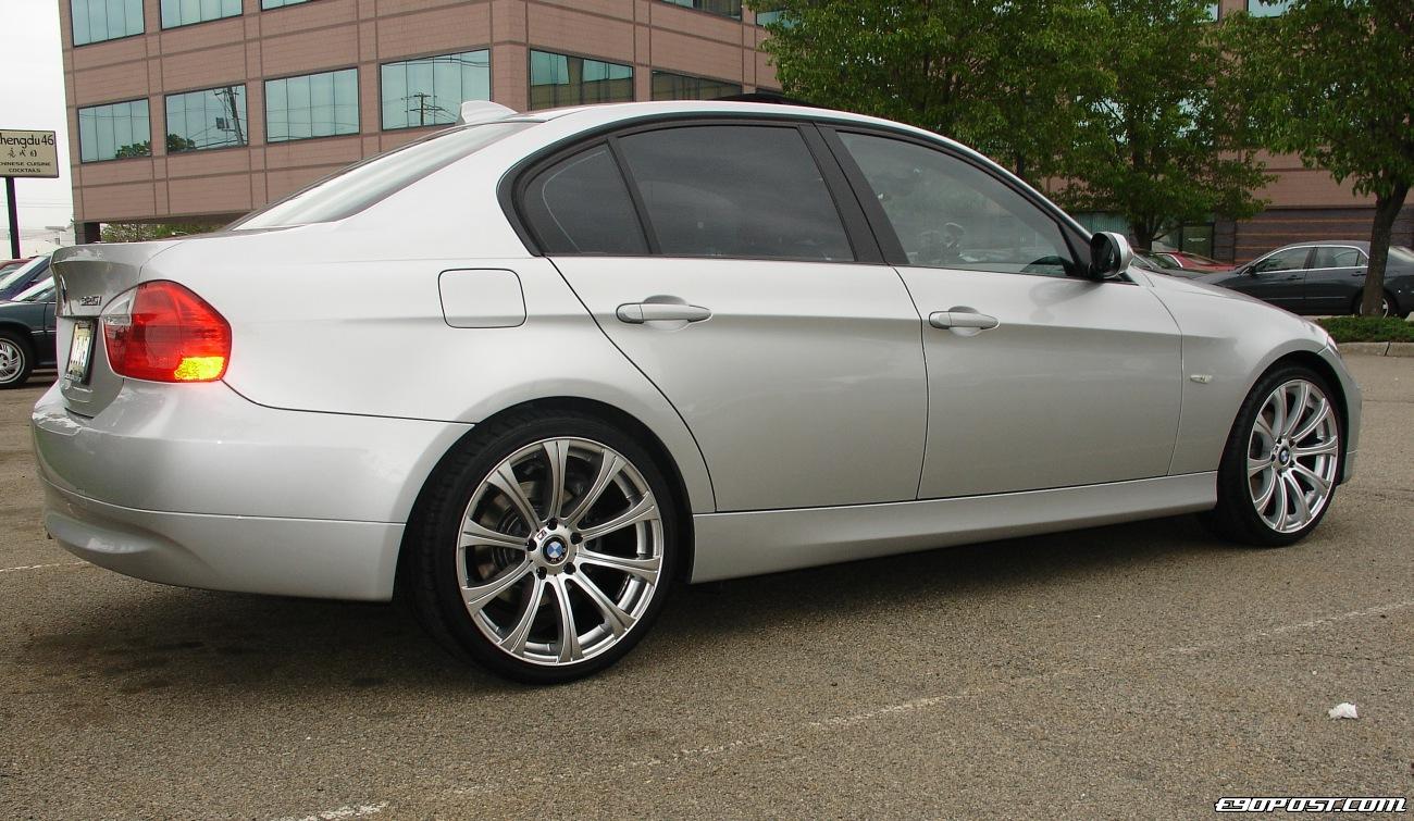 Dcwld S 2006 Bmw 325i E90 Bimmerpost Garage