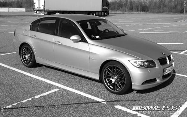 Pynne's 2008 BMW 320d e90 - BIMMERPOST Garage