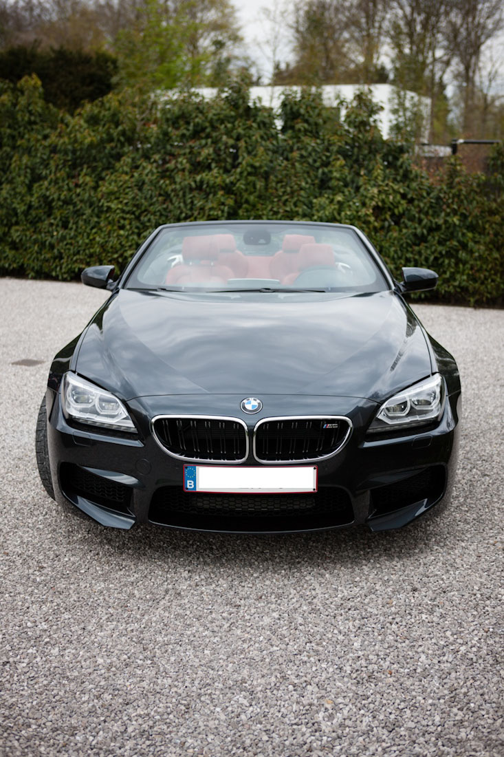 And here she is! 2012 M6 convertible delivered - 6Post com