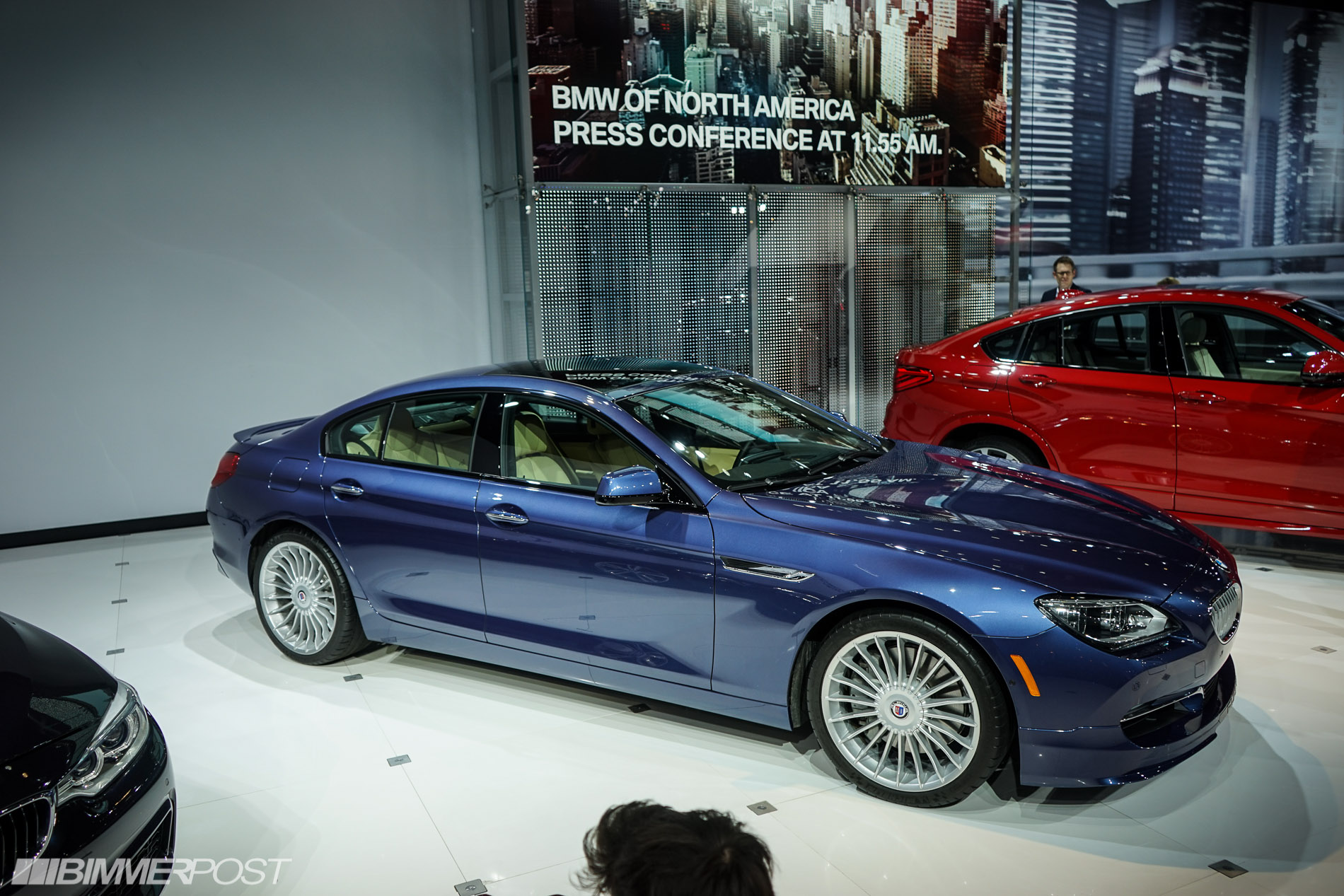 2014 Nyias 2015 Bmw Alpina B6 Xdrive Gran Coupe U S Debut